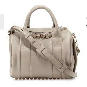 Alexander Wang Leather Satchel Bag